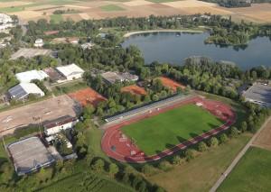 Das Sportzentrum - hier sind unsere Vereine beheimatet
