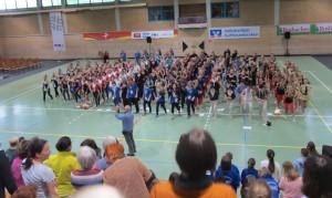 Internationales Deutsche Turnfest 2013 - hier haben die Heddesheimer Sportvereine bereits zusammengearbeitet